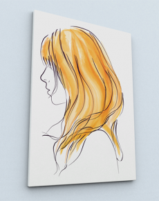 Blondie (Canvas)