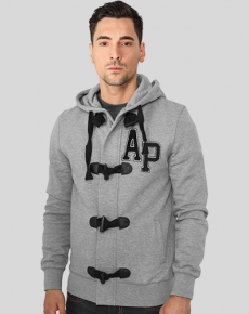 AP hooded jacket
